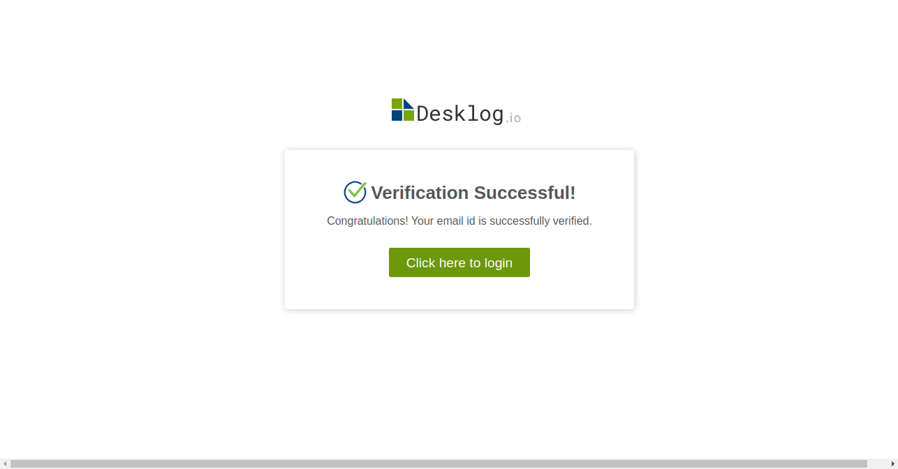 Desklog_mail verified